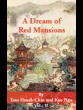 A Dream of Red Mansions: Volume II