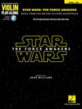 Star Wars: The Force Awakens: Violin Play-Along Volume 61