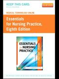 Nursing Skills Online Version 3.0 for Potter Essentials for Nursing Practice (Access Code)