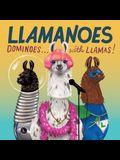Llamanoes: Dominoes . . . with Llamas! (Llama Card Game for Kids, Board Game for Children)