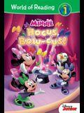 Minnie: Hocus Bow-Cus