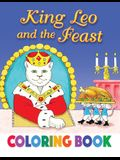 King Leo and the Feast Coloring Book