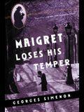 Maigret Loses His Temper