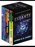 The Expanse Boxed Set: Leviathan Wakes, Caliban's War and Abaddon's Gate