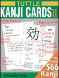 Tuttle Kanji Cards Vol 2