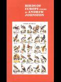 Birds of Europe: Poems