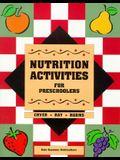 34614 Nutrition Activities for Preschoolers