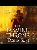 The Jasmine Throne Lib/E