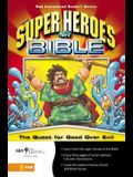 Super Heroes Bible-NIRV: Quest for Good Over Evil