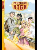 Pantheon High Manga Volume 1, 1