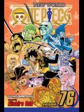 One Piece, Vol. 76, Volume 76: Just Keep Going