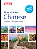 Berlitz Phrase Book & Dictionary Mandarin (Bilingual Dictionary)