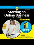 Starting an Online Business All-In-One for Dummies Lib/E: 6th Edition