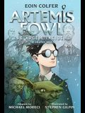 The) Eoin Colfer Artemis Fowl: The Arctic Incident: The Graphic Novel (Graphic Novel