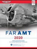 Far-Amt 2020: Federal Aviation Regulations for Aviation Maintenance Technicians