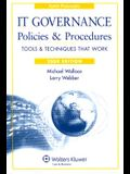 IT Governance Policies and Procedures, 2008 Edition (IT Governance Policies & Procedures)