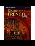 Discovering French Today: Student Edition Level 3 2013