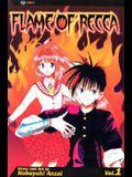 Flame of Recca, Volume 1