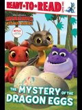 The Mystery of the Dragon Eggs: Ready-To-Read Level 1