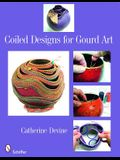 Coiled Designs for Gourd Art