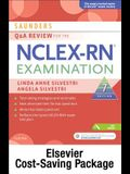 Saunders Q & A Review for the Nclex-Rn(r) Examination - Elsevier eBook on Vitalsource + Evolve Access (Retail Access Cards)