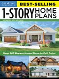 Best-Selling 1-Story Home Plans, 5th Edition: Over 360 Dream-Home Plans in Full Color