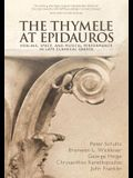 The Thymele at Epidauros: Healing, Space, and Musical Performance in Late Classical Greece