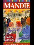 Mandie Books Pack, Vols. 21-25