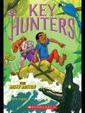 The Risky Rescue (Key Hunters #6), 6