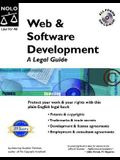 Web & Software Development: A Legal Guide with CDROM (Legal Guide to Web & Software Development)