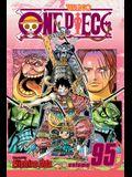 One Piece, Vol. 95, 95