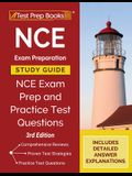 NCE Exam Preparation Study Guide: NCE Exam Prep and Practice Test Questions [3rd Edition]
