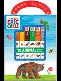 World of Eric Carle: 12 Animal Board Books