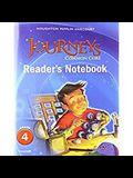 Common Core Reader's Notebook Consumable Grade 4
