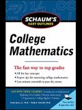 Schaum's Easy Outlines of College Mathematics