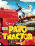 Un pato en tractor (Spanish Edition)