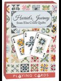 Harriet's Journey Playing Cards from ELM Creek Quilts: Inspired by the Featured Quilt Harriet's Journey from Jennifer Chiaverini's Best-Selling Novel