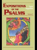 Expositions of the Psalms, Volume 3: Psalms 51-72