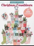 Cross-Stitch Christmas Countdown: 24 Mini Stockings