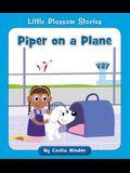 Piper on a Plane