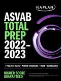 ASVAB Total Prep 2022-2023: 7 Practice Tests + Proven Strategies + Video + Flashcards