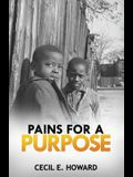 Pains For A Purpose