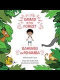 Samad in the Forest: Bilingual English-Kirundi Edition