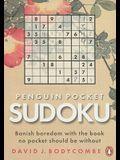 Penguin Pocket Sudoku: Banish Boredom with the Book No Pocket Should Be Without (Penguin Pocket Books)