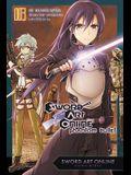 Sword Art Online: Phantom Bullet, Vol. 3 (Manga)