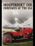 Independent Car Companies of the USA