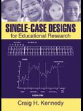 Single-Case Designs for Educational Research