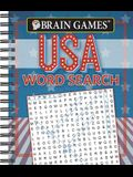 Brain Games - USA Word Search (#1)