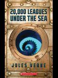 20,000 Leagues Under The Sea (Scholastic Classics)