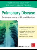 Pulmonary Disease Examination and Board Review